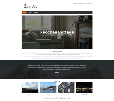 Feochan View Cottage