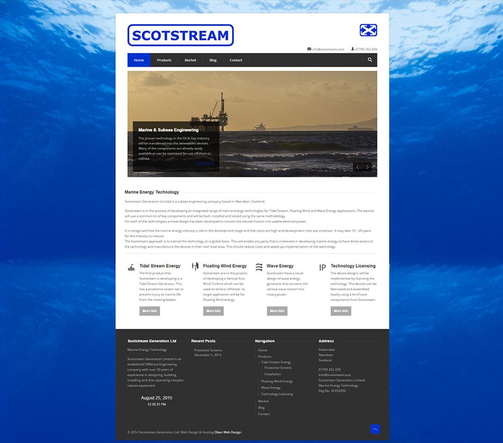 Scotstream Generation Ltd