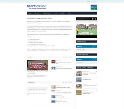Argyll Sport Hubs