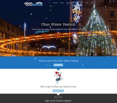 Oban Winter Festival