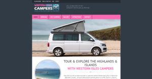 Western Isles Campers