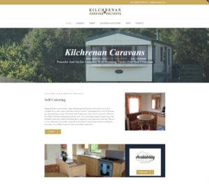 Kilchrenan Caravans