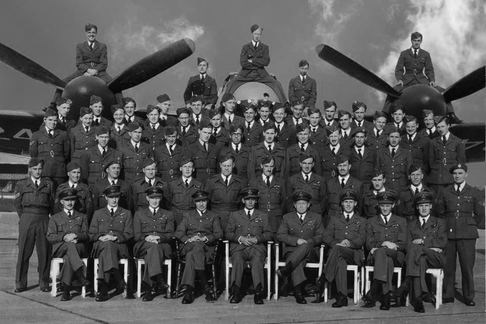 RAF Black and White