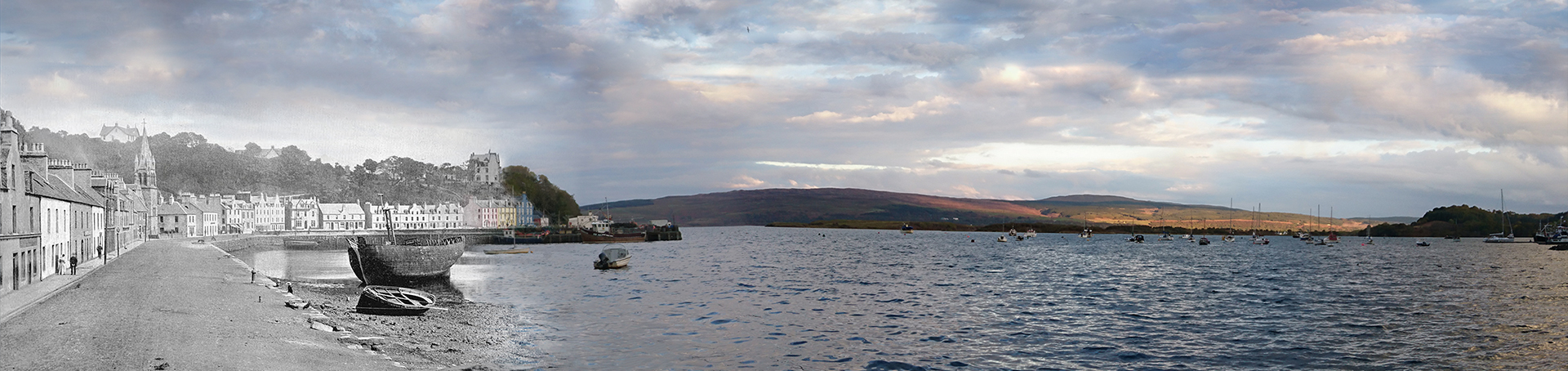 Tobermory of Today and Yesteryear