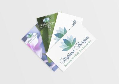 Highland Therapist Logo