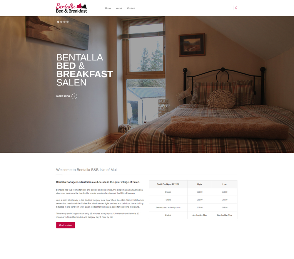 Bentalla Bed & Breakfast