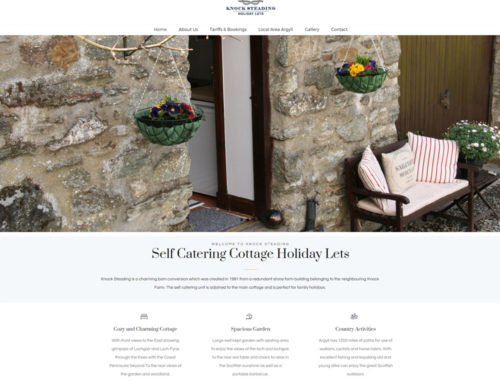 Knock Steading Self Catering Holidays